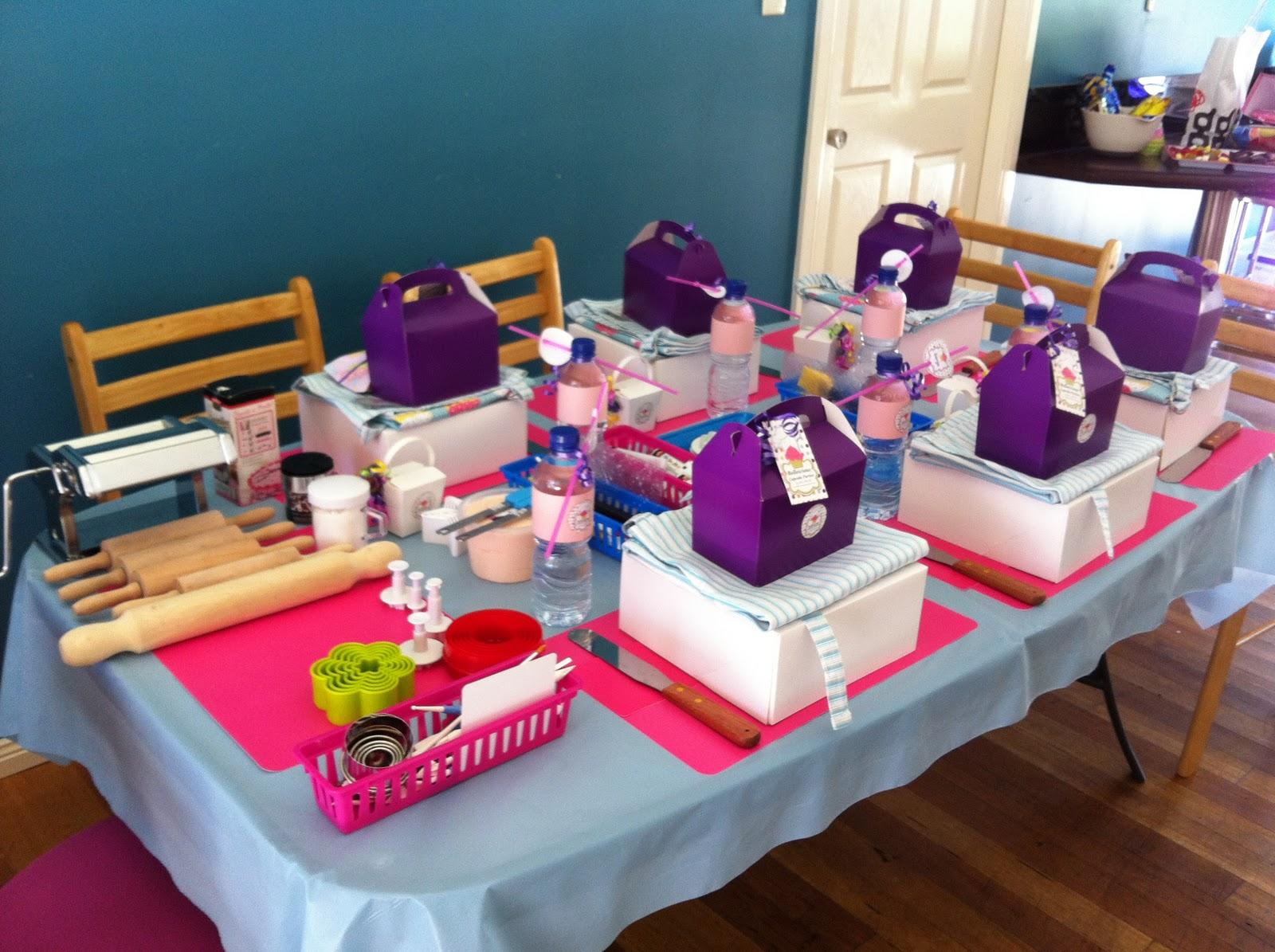 belleicious cupcake decorating parties - Cupcake Decorating Party
