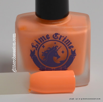 Lime Crime Peaches ♥ Cream