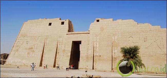 Medinet Habu – Mesir