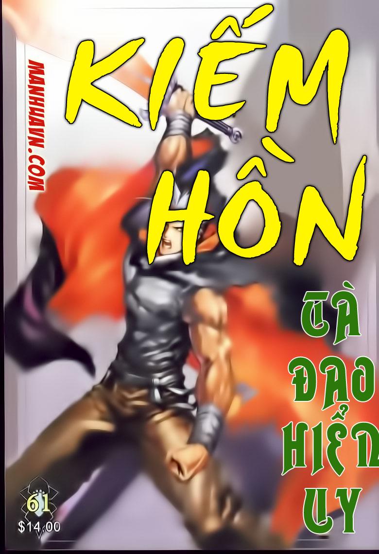 Kiếm Hồn - Sword Soul chap 61 - Trang 1