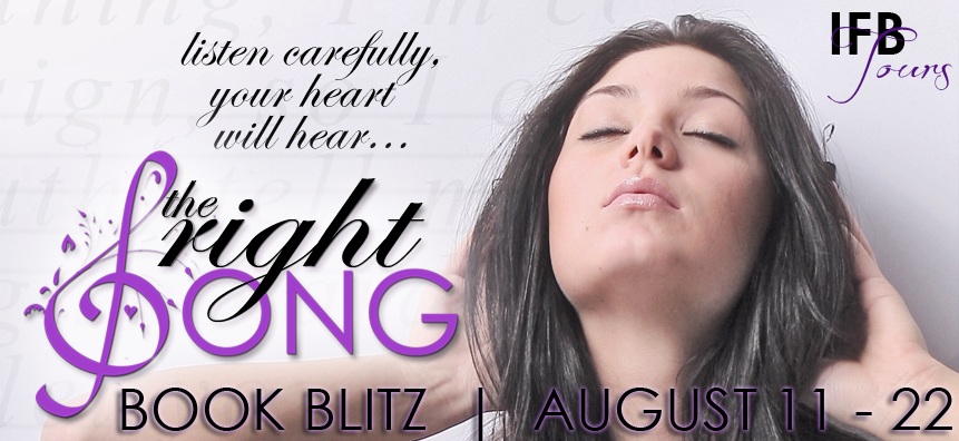 Book Blitz: The Right Song by Shane Morgan