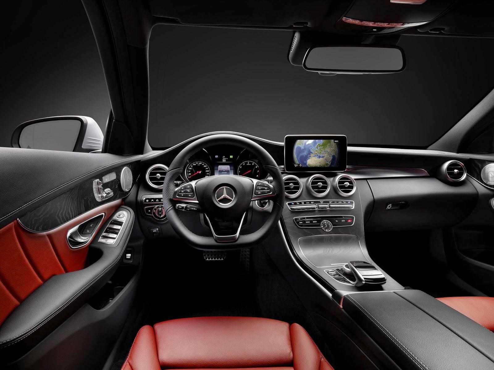 2014 Mercedes C-Class