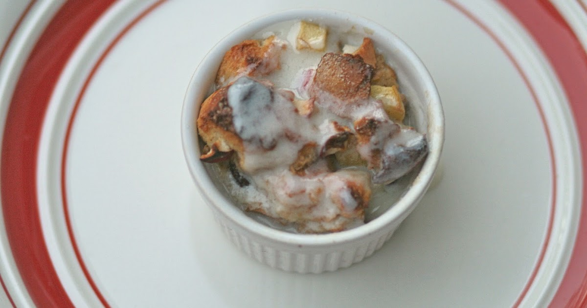 Heather Rolin: Apple Pie Bread Pudding w/Maple Caramel ...