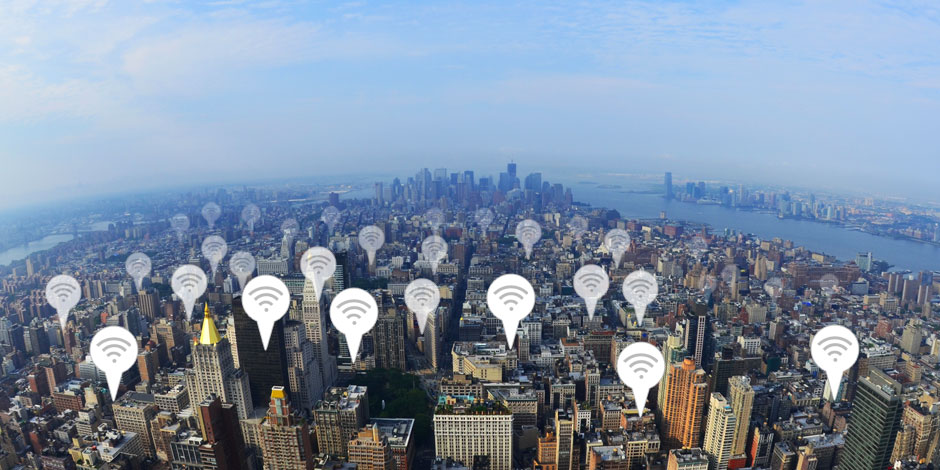 Have you the Wifi ? Stay Tuned à New York