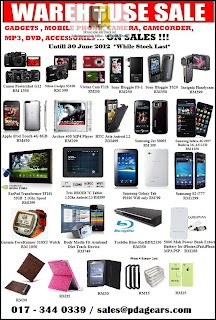 Gadget IT products Warehouse Sale