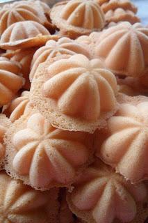 ขนมไข่_Baked Egg Cake_焼いた卵ケーキ
