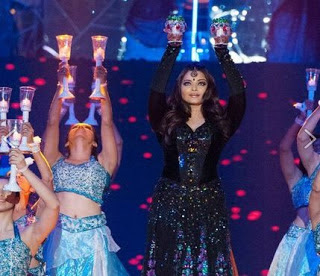 Aishwarya Rai Performance Video - TOIFA Awards 2013