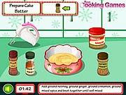 Làm bánh giánh sinh, chơi game làm bánh hay tại gamevui.biz