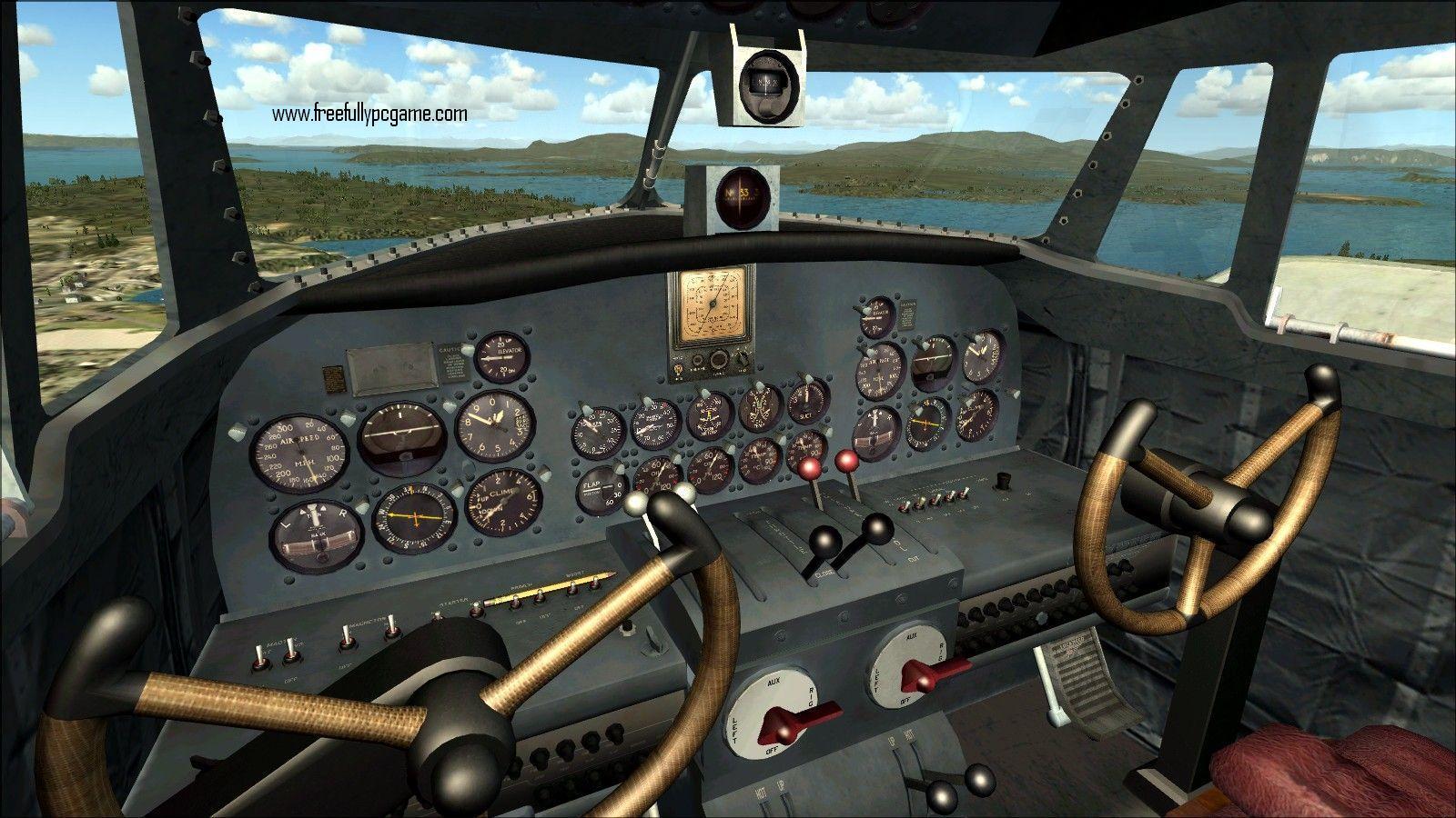 flugsimulator game