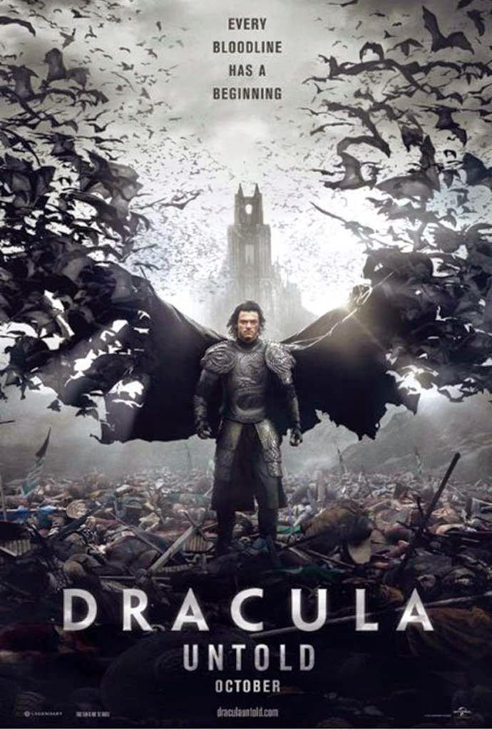 imagem do filme  Dracula untold