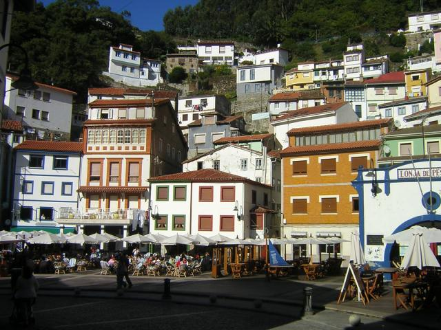 Lugares con encanto cudillero - Casas con encanto asturias ...