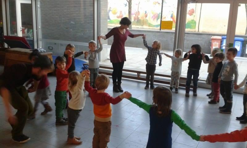 Dans/volksdans in groep