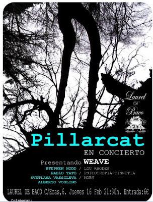 Pillarcat Aranjuez