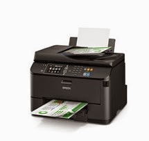 Epson WorkForce Pro WF-4630 Printer Scanner Driver Free Download