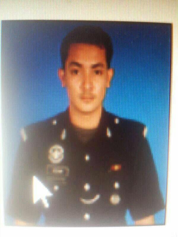 Anggota Polis Kuala Kurau Maut Kejar penjenayah