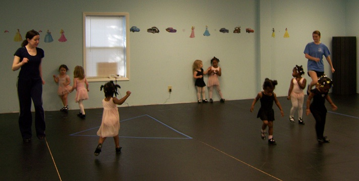 evening dance classes for kids charlotte