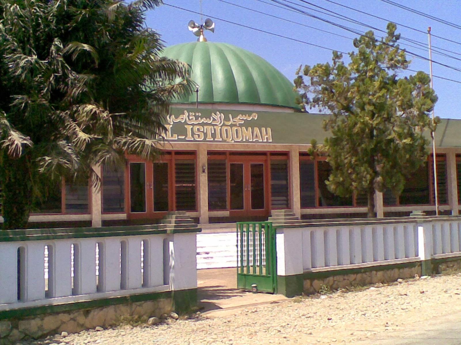 masjid al istiqomah