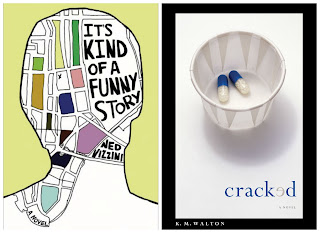 You've read or seen It's  Kind of a Funny Story, you will love Cracked!