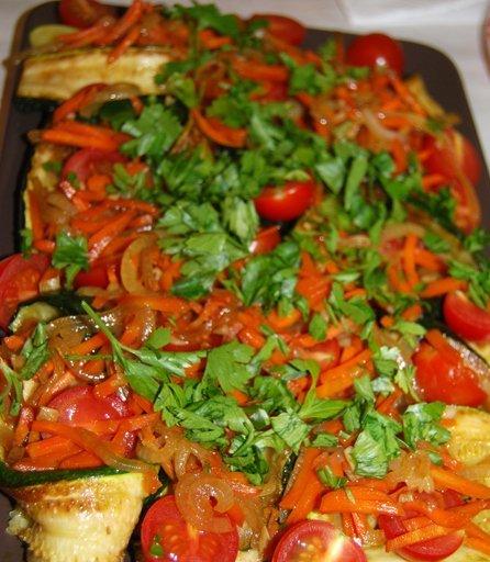 Суфле из кабачков рецепты с фото