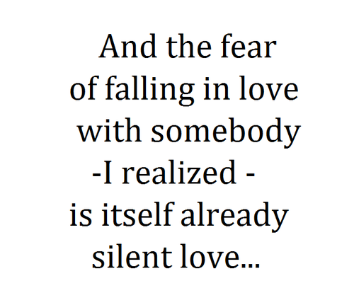 Falling in love quotesQuotes About Being In Love