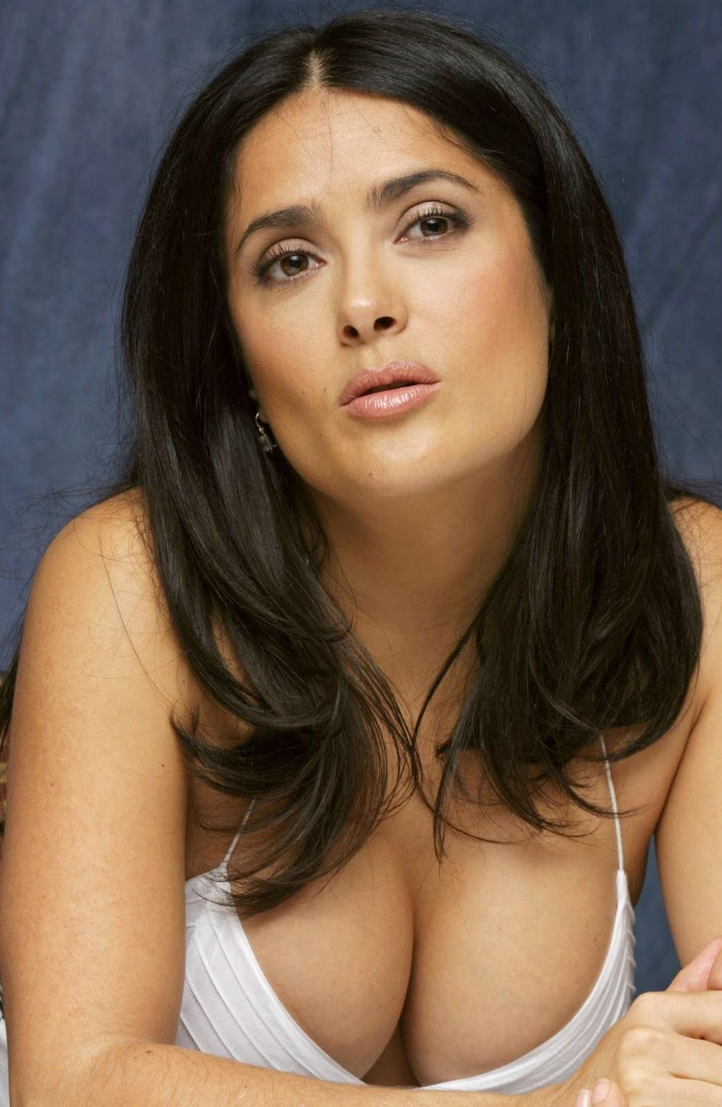 Salma Hayek Blow Job