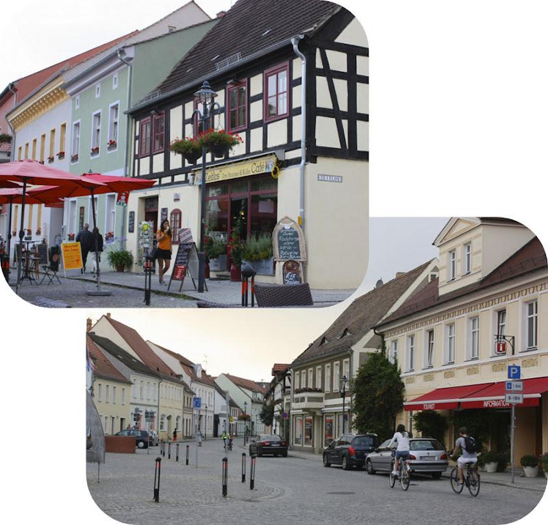 Lübbenau, cerca de Berlín. Spreewald