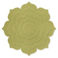 Stampin'UP!'s Floral Framelits Dies