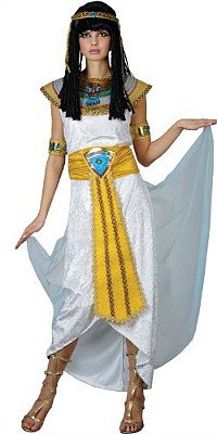 Cleopatra Fancy Dress Costume for Ladies