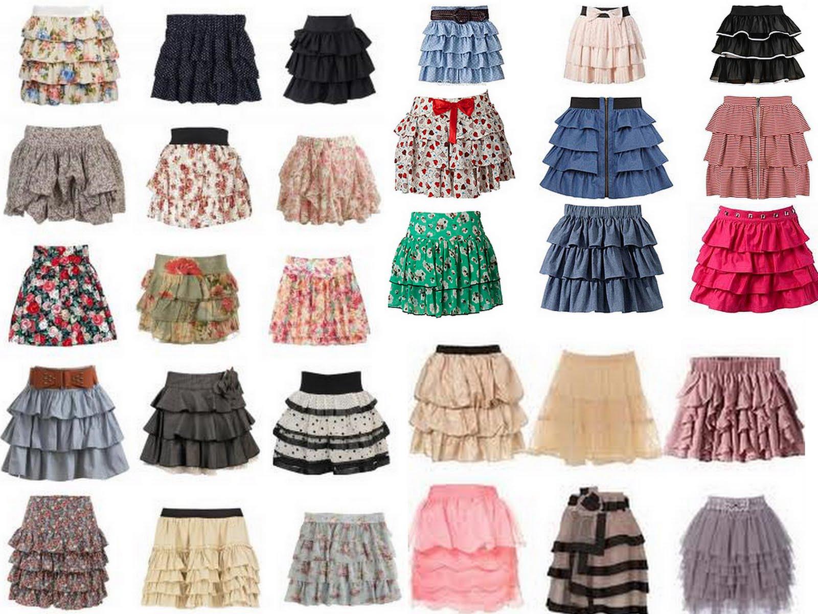 pamela2 Dicas para usar saias com babado