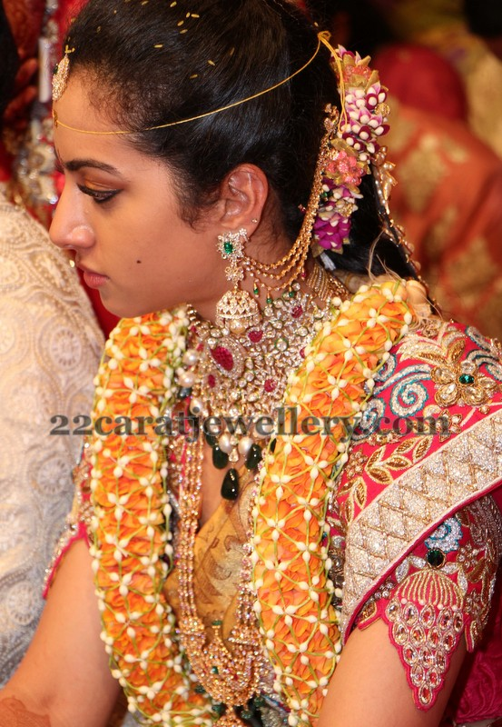 Balakrishna Daughter Tejaswini Wedding