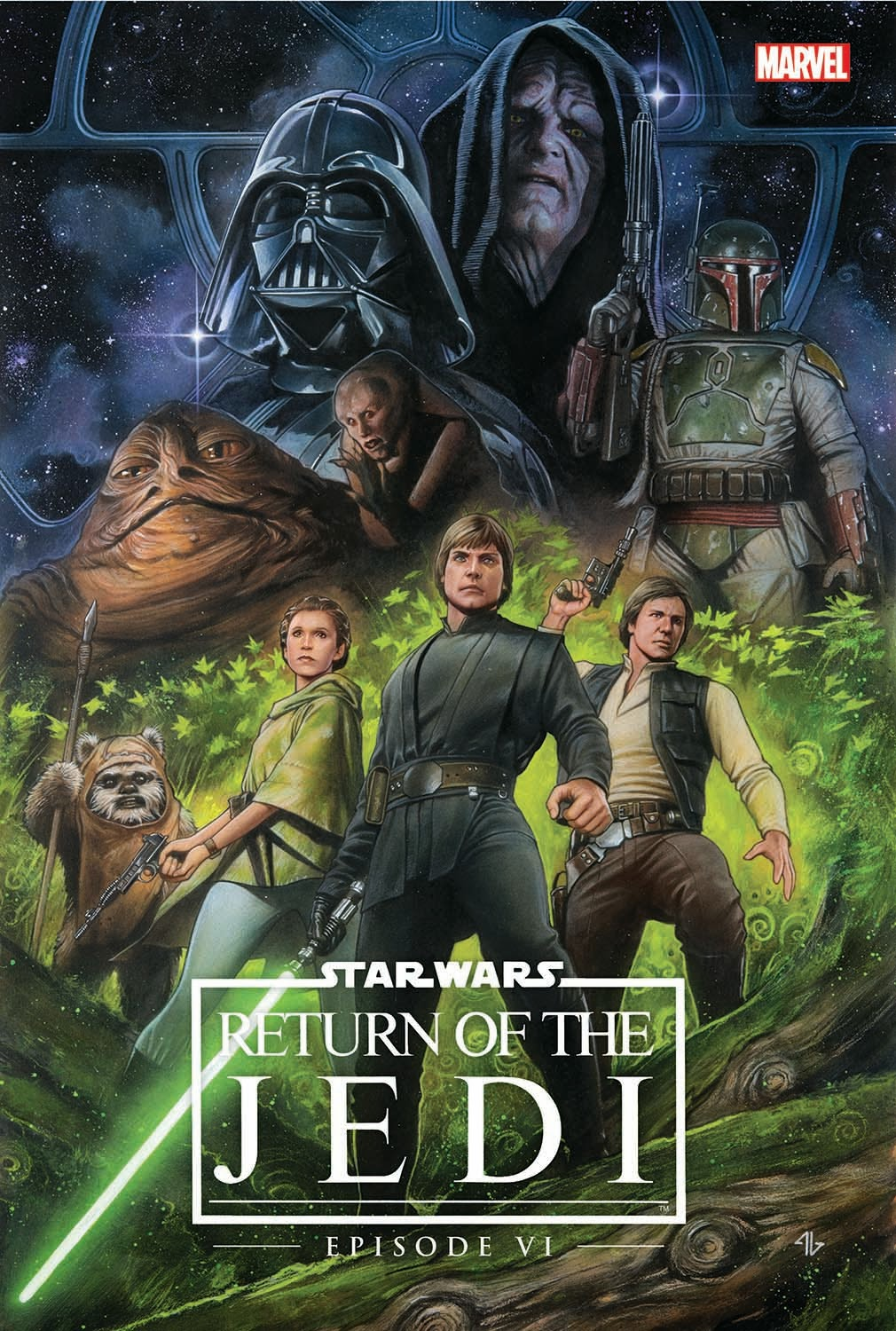 Star Wars: Episode VI - Return of the Jedi OGN