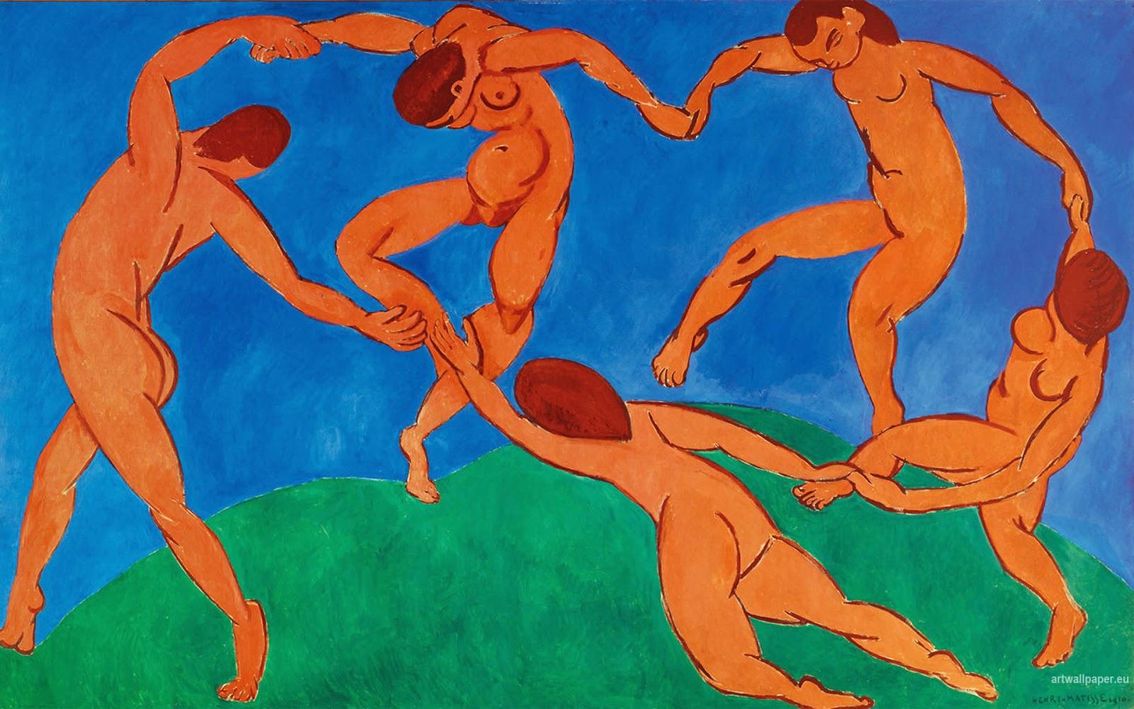 Música en El Palo: Matisse, la danza (1º de ESO)