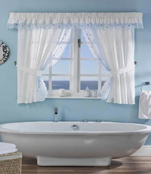 Curtain Ideas Pictures Of Window Treatments For Small Bathroom Windows