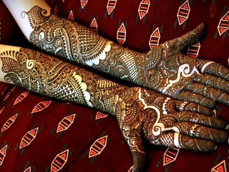 Bridal Mehndi Gallery : Bridal mehndi designs: latest mehandi designs images for hands