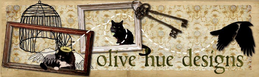 olive hue designs