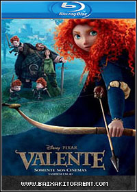 Baixar Filme Valente Dublado - Bluray - BDRip - Torrent