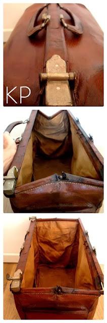Venta de maletines de médico antiguos