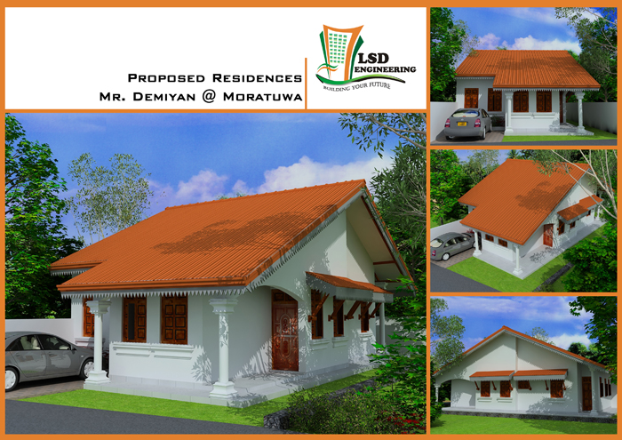 Sri lanka house construction and house plan