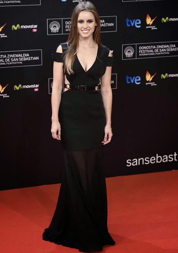 Manuela Velles Festival de Cine de San Sebastian 2014