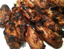 RECOMMENDED: BBQ'd Smoked Wings