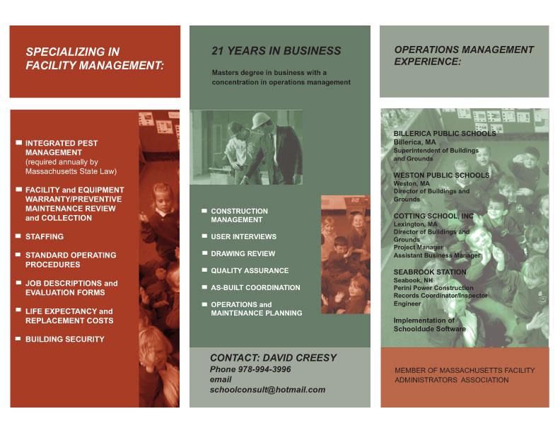 brochure sles pics brochure resume resume brochure