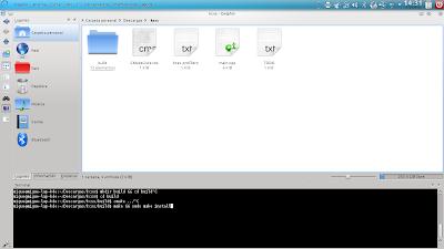 Cambiar el esquema de colores de KDE con un atajo de teclado