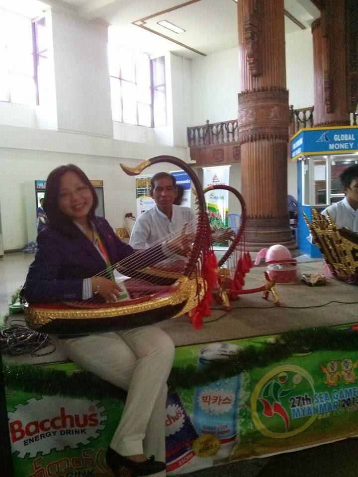 Giải vô địch Cờ Vua U50, U65 tại Myanmar đã chọn được người kiện tướng