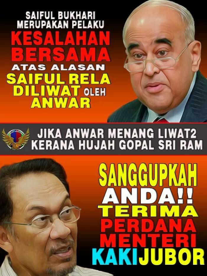 Keadilan untuk Saiful