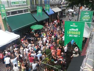 Lavradio Jazz Fest toma conta da Rua do Lavradio durante o Carnaval