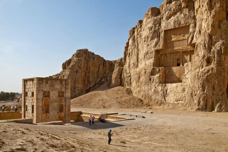 Hillside Tombs, Naqsh-E Rostam