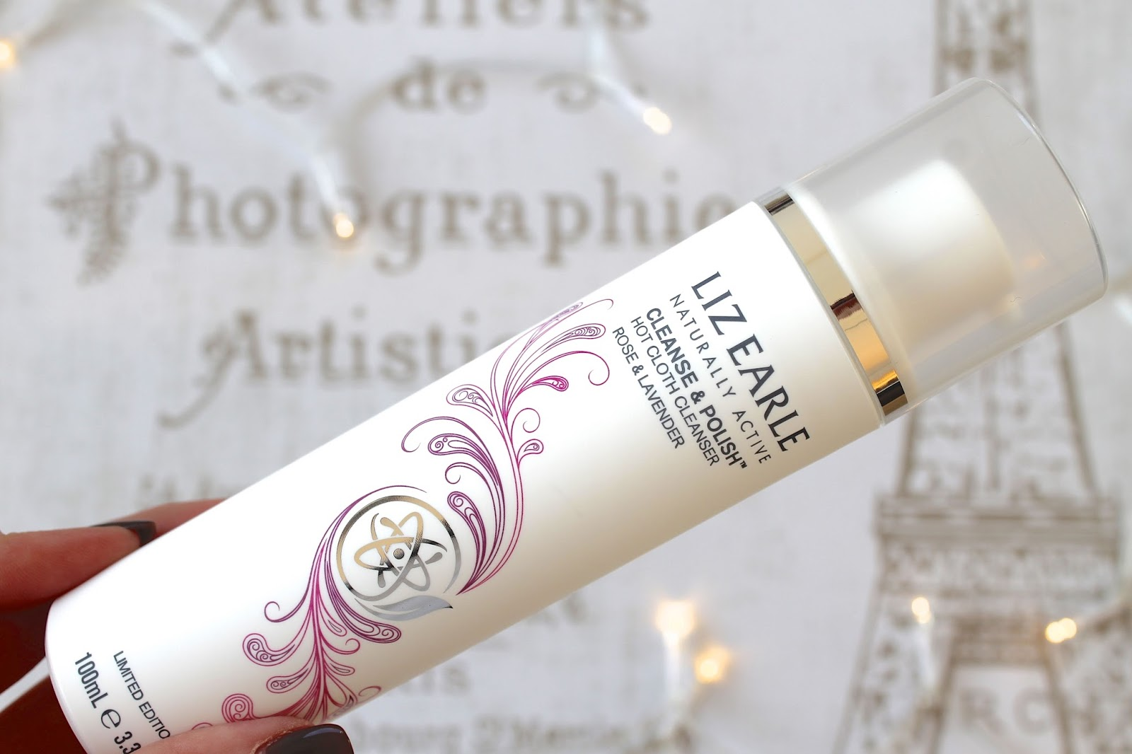 Liz Earle Cleanse & Polish blog review