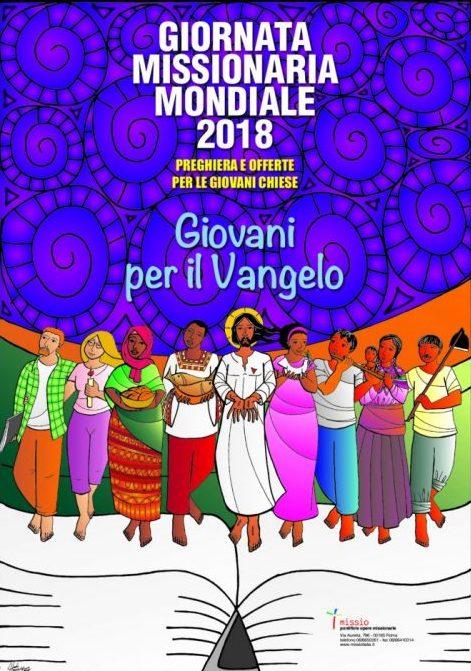 Giornata Missionaria Mondiale 2018