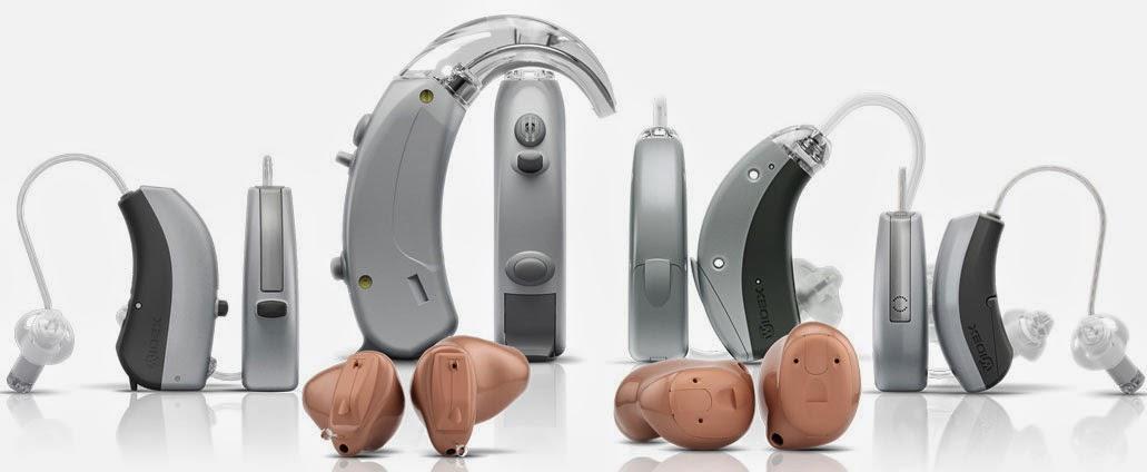 Los diferentes tipos de audifonos digitales