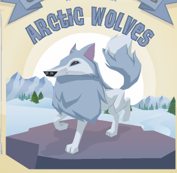 Animal Jam Updates, Codes, and more!: Artic wolves